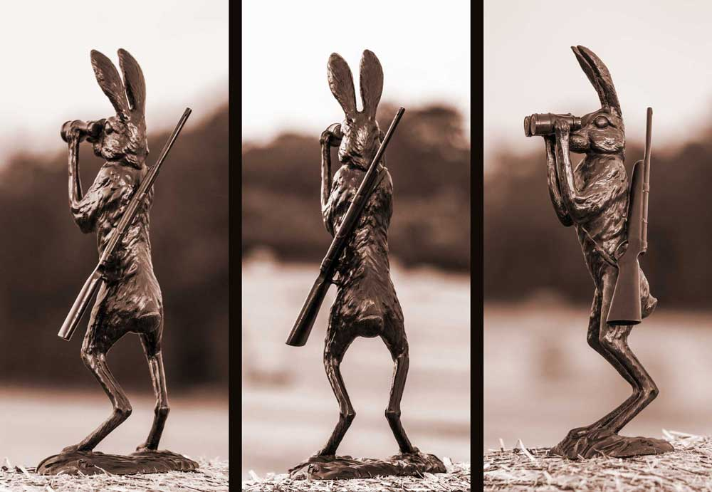 The Hunting Hare